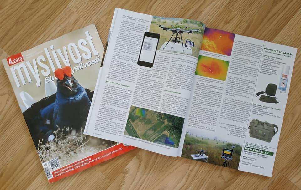 Náš článek v časopisu Myslivost a jednání na Výboru pro životní prostředí