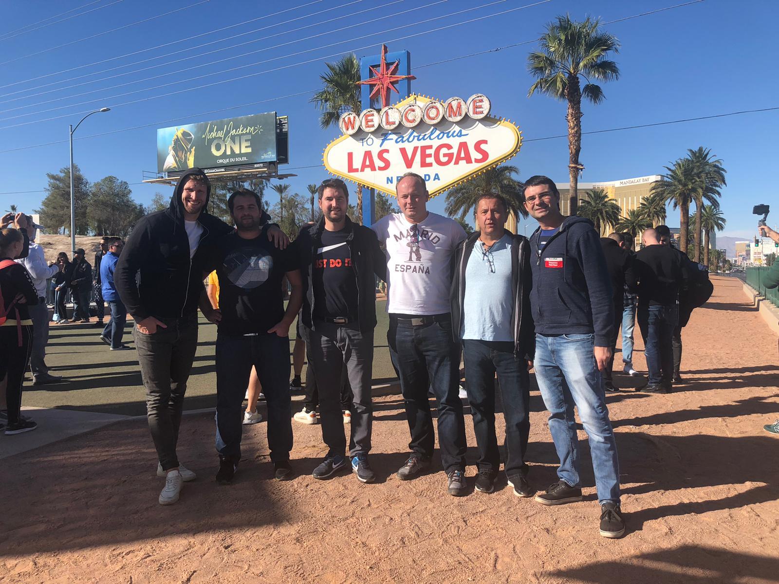 Vystavujeme v Las Vegas na Commercial UAV Expo 2019 a Jakub představil český průmysl s drony