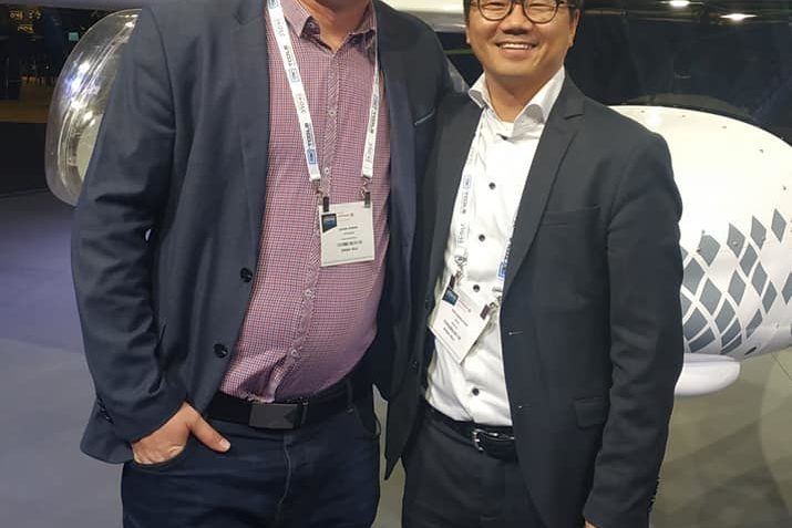 Účastnili jsme se Amsterdam Drone Week a hlavně EASA High Level Conference on Drones 2019