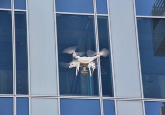 Provádíme podrobné fotodokumentace staveb z dronů