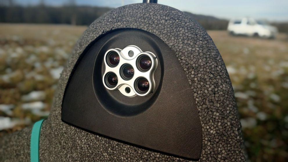 Máme nově kdispozici VTOL Atmos sPPK a multispektrální kamerou MicaSense Altum