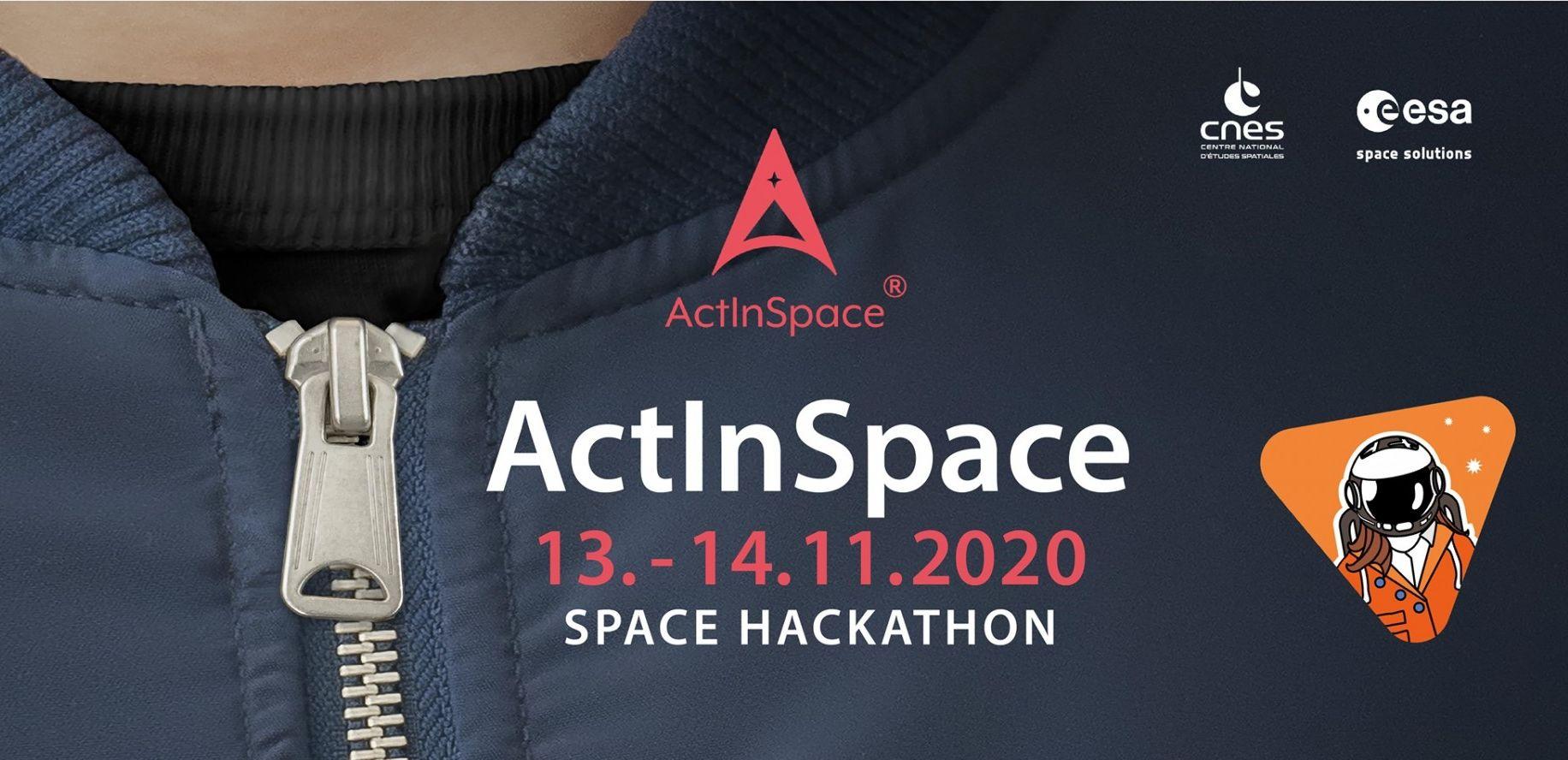 Jakub byl mentorem českého kola mezinárodního hackathonu Act in Space
